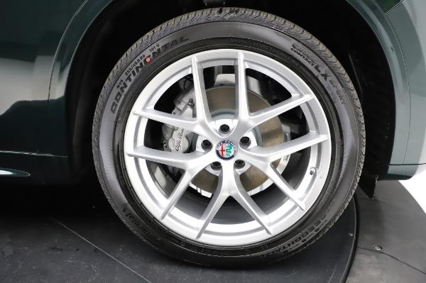 New 2021 Alfa Romeo Stelvio Ti Q4 for sale Call for price at Alfa Romeo of Greenwich in Greenwich CT 06830 26