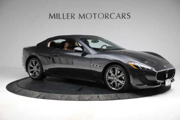 Used 2013 Maserati GranTurismo Sport for sale Sold at Alfa Romeo of Greenwich in Greenwich CT 06830 11