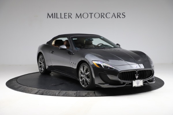 Used 2013 Maserati GranTurismo Sport for sale Sold at Alfa Romeo of Greenwich in Greenwich CT 06830 12