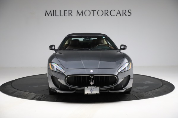 Used 2013 Maserati GranTurismo Sport for sale Sold at Alfa Romeo of Greenwich in Greenwich CT 06830 13