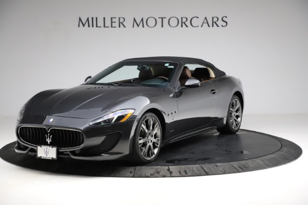Used 2013 Maserati GranTurismo Sport for sale Sold at Alfa Romeo of Greenwich in Greenwich CT 06830 2