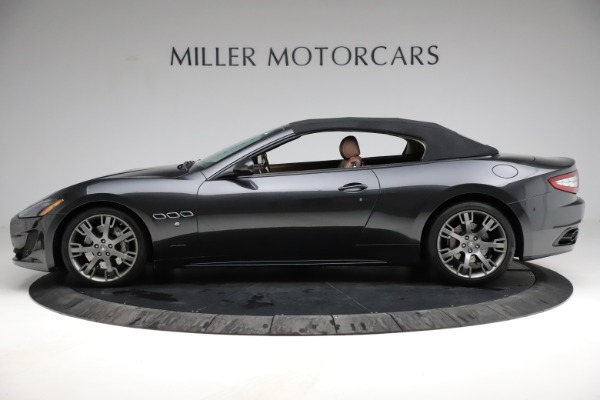 Used 2013 Maserati GranTurismo Sport for sale Sold at Alfa Romeo of Greenwich in Greenwich CT 06830 3