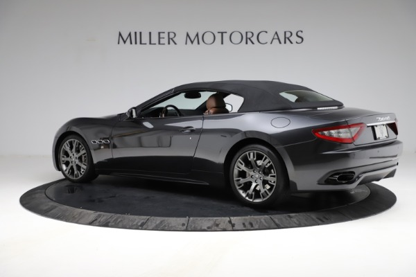 Used 2013 Maserati GranTurismo Sport for sale Sold at Alfa Romeo of Greenwich in Greenwich CT 06830 4