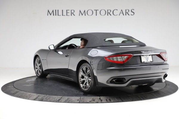 Used 2013 Maserati GranTurismo Sport for sale Sold at Alfa Romeo of Greenwich in Greenwich CT 06830 5