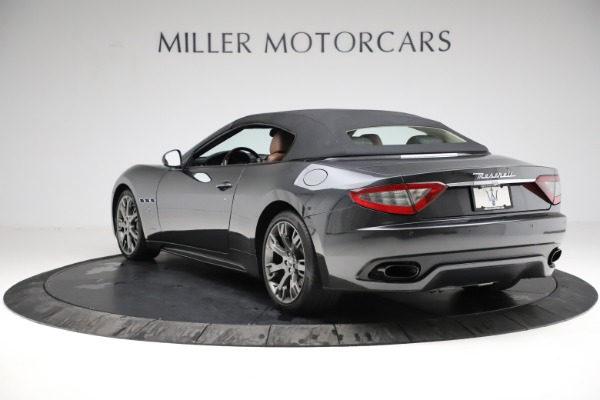 Used 2013 Maserati GranTurismo Sport for sale Sold at Alfa Romeo of Greenwich in Greenwich CT 06830 6