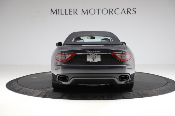 Used 2013 Maserati GranTurismo Sport for sale Sold at Alfa Romeo of Greenwich in Greenwich CT 06830 7