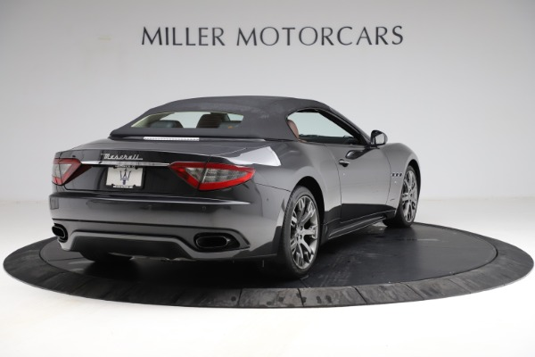 Used 2013 Maserati GranTurismo Sport for sale Sold at Alfa Romeo of Greenwich in Greenwich CT 06830 8