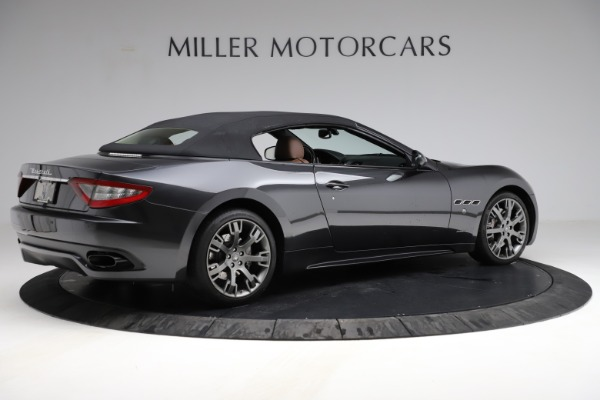 Used 2013 Maserati GranTurismo Sport for sale Sold at Alfa Romeo of Greenwich in Greenwich CT 06830 9
