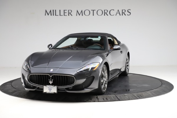Used 2013 Maserati GranTurismo Sport for sale Sold at Alfa Romeo of Greenwich in Greenwich CT 06830 1