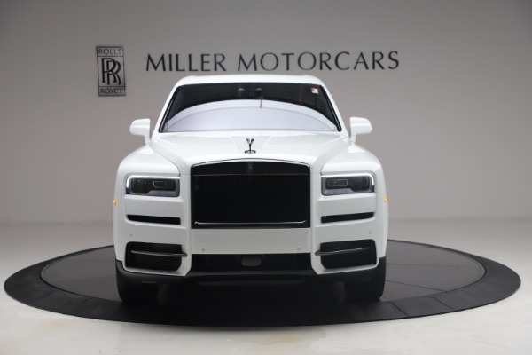 New 2021 Rolls-Royce Cullinan Black Badge for sale Call for price at Alfa Romeo of Greenwich in Greenwich CT 06830 2