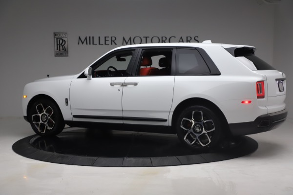 New 2021 Rolls-Royce Cullinan Black Badge for sale Call for price at Alfa Romeo of Greenwich in Greenwich CT 06830 5