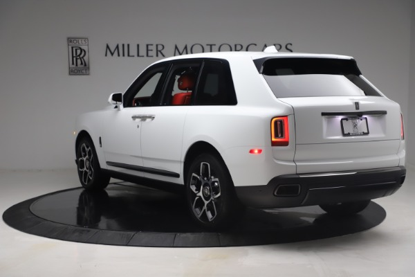 New 2021 Rolls-Royce Cullinan Black Badge for sale Call for price at Alfa Romeo of Greenwich in Greenwich CT 06830 6