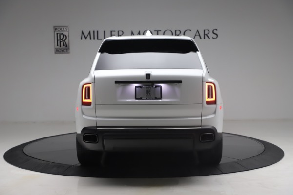 New 2021 Rolls-Royce Cullinan Black Badge for sale Call for price at Alfa Romeo of Greenwich in Greenwich CT 06830 7
