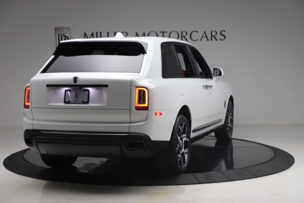 New 2021 Rolls-Royce Cullinan Black Badge for sale Call for price at Alfa Romeo of Greenwich in Greenwich CT 06830 9