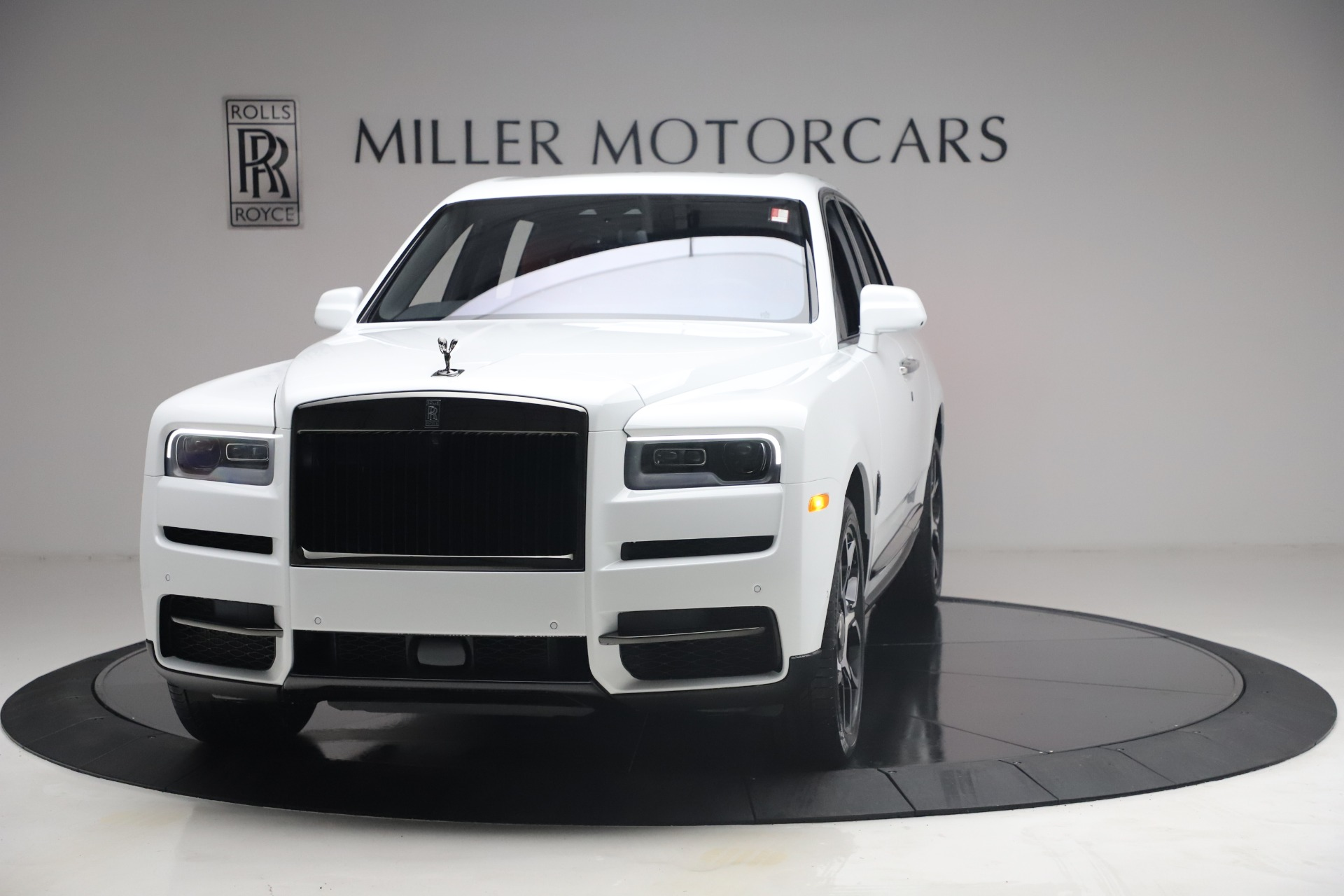 New 2021 Rolls-Royce Cullinan Black Badge for sale Call for price at Alfa Romeo of Greenwich in Greenwich CT 06830 1