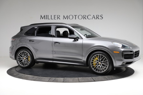Used 2020 Porsche Cayenne Turbo for sale $145,900 at Alfa Romeo of Greenwich in Greenwich CT 06830 11