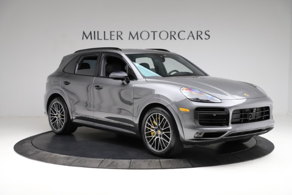 Used 2020 Porsche Cayenne Turbo for sale $145,900 at Alfa Romeo of Greenwich in Greenwich CT 06830 12