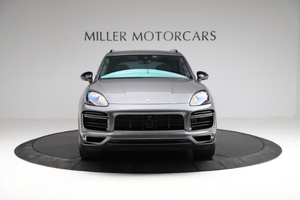 Used 2020 Porsche Cayenne Turbo for sale $145,900 at Alfa Romeo of Greenwich in Greenwich CT 06830 13