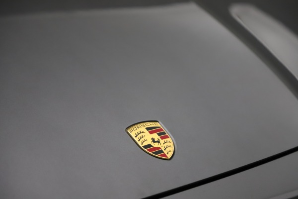 Used 2020 Porsche Cayenne Turbo for sale $145,900 at Alfa Romeo of Greenwich in Greenwich CT 06830 15