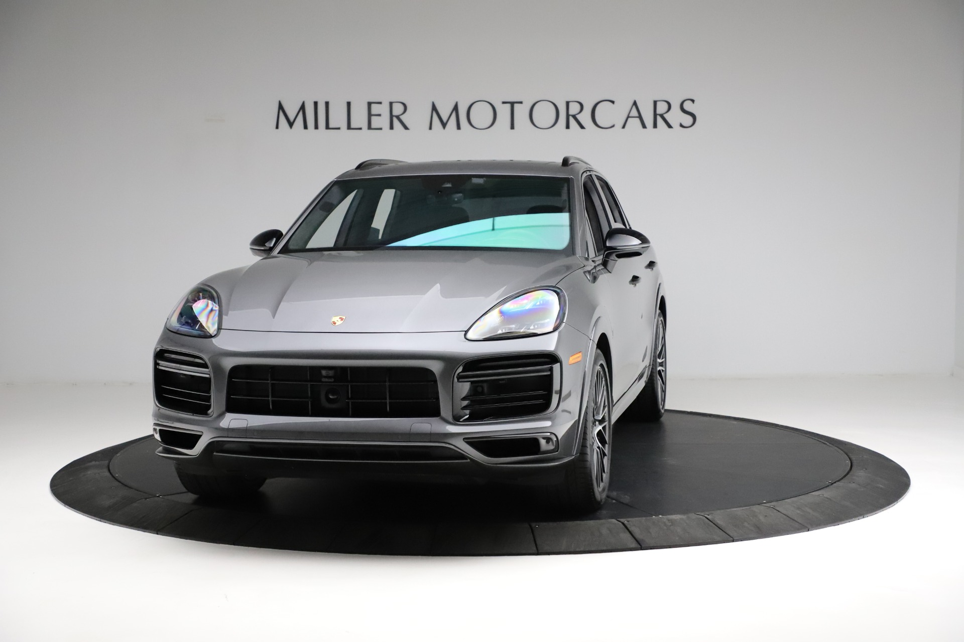 Used 2020 Porsche Cayenne Turbo for sale $145,900 at Alfa Romeo of Greenwich in Greenwich CT 06830 1
