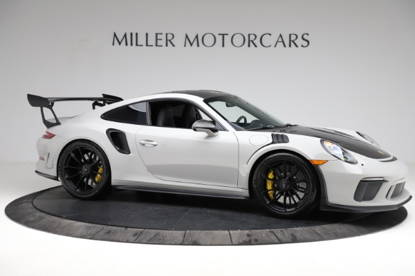 Used 2019 Porsche 911 GT3 RS for sale $249,900 at Alfa Romeo of Greenwich in Greenwich CT 06830 10