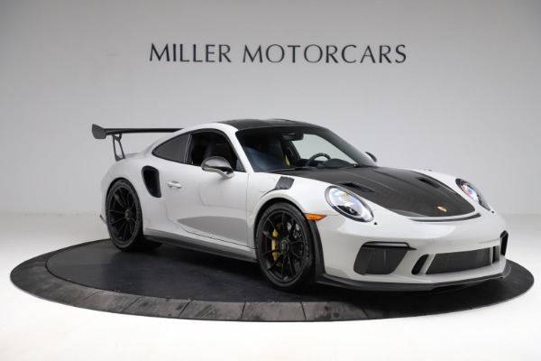 Used 2019 Porsche 911 GT3 RS for sale $249,900 at Alfa Romeo of Greenwich in Greenwich CT 06830 11