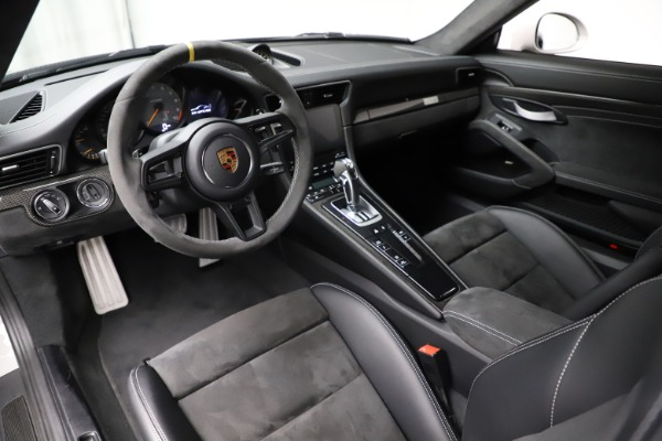 Used 2019 Porsche 911 GT3 RS for sale $249,900 at Alfa Romeo of Greenwich in Greenwich CT 06830 13