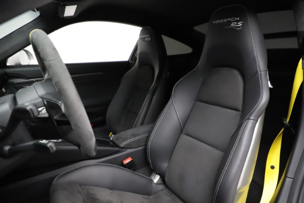 Used 2019 Porsche 911 GT3 RS for sale $249,900 at Alfa Romeo of Greenwich in Greenwich CT 06830 15