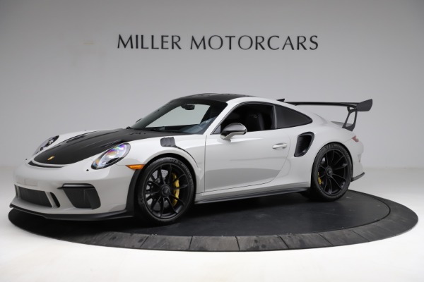 Used 2019 Porsche 911 GT3 RS for sale $249,900 at Alfa Romeo of Greenwich in Greenwich CT 06830 2