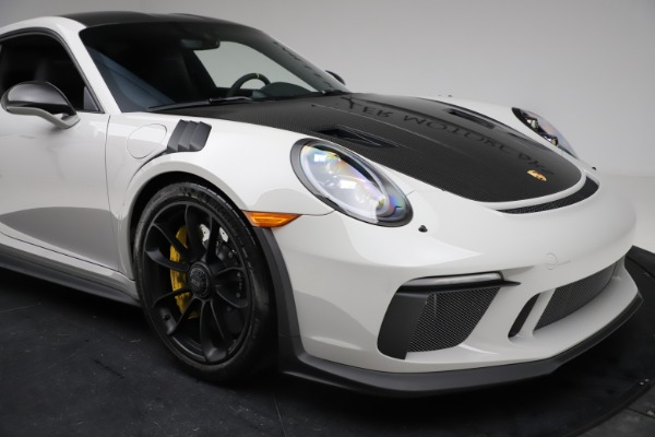 Used 2019 Porsche 911 GT3 RS for sale $249,900 at Alfa Romeo of Greenwich in Greenwich CT 06830 23