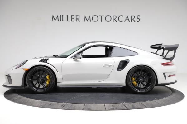 Used 2019 Porsche 911 GT3 RS for sale $249,900 at Alfa Romeo of Greenwich in Greenwich CT 06830 3
