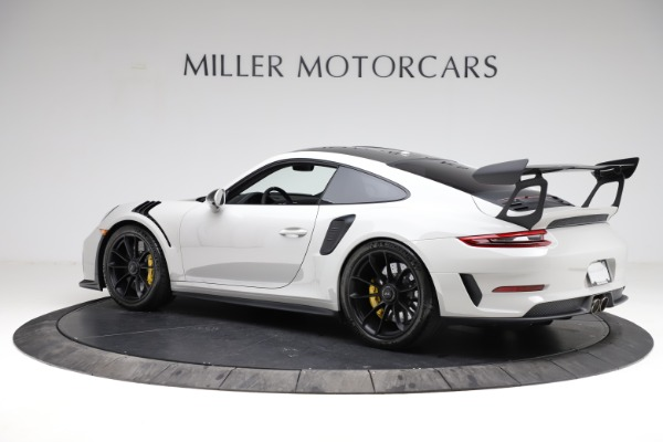 Used 2019 Porsche 911 GT3 RS for sale $249,900 at Alfa Romeo of Greenwich in Greenwich CT 06830 4