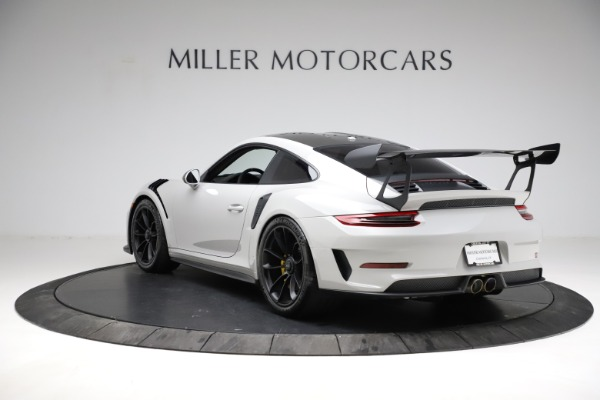 Used 2019 Porsche 911 GT3 RS for sale $249,900 at Alfa Romeo of Greenwich in Greenwich CT 06830 5