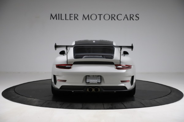 Used 2019 Porsche 911 GT3 RS for sale $249,900 at Alfa Romeo of Greenwich in Greenwich CT 06830 6
