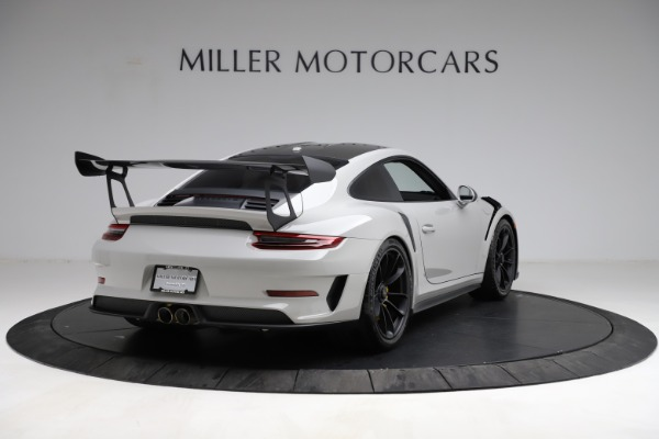 Used 2019 Porsche 911 GT3 RS for sale $249,900 at Alfa Romeo of Greenwich in Greenwich CT 06830 7