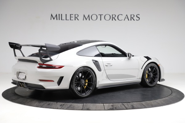 Used 2019 Porsche 911 GT3 RS for sale $249,900 at Alfa Romeo of Greenwich in Greenwich CT 06830 8