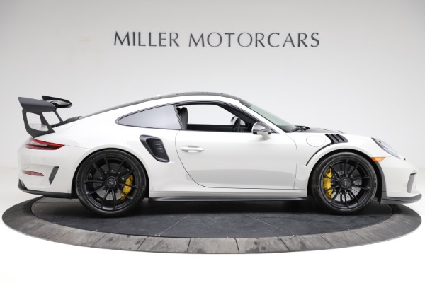 Used 2019 Porsche 911 GT3 RS for sale $249,900 at Alfa Romeo of Greenwich in Greenwich CT 06830 9