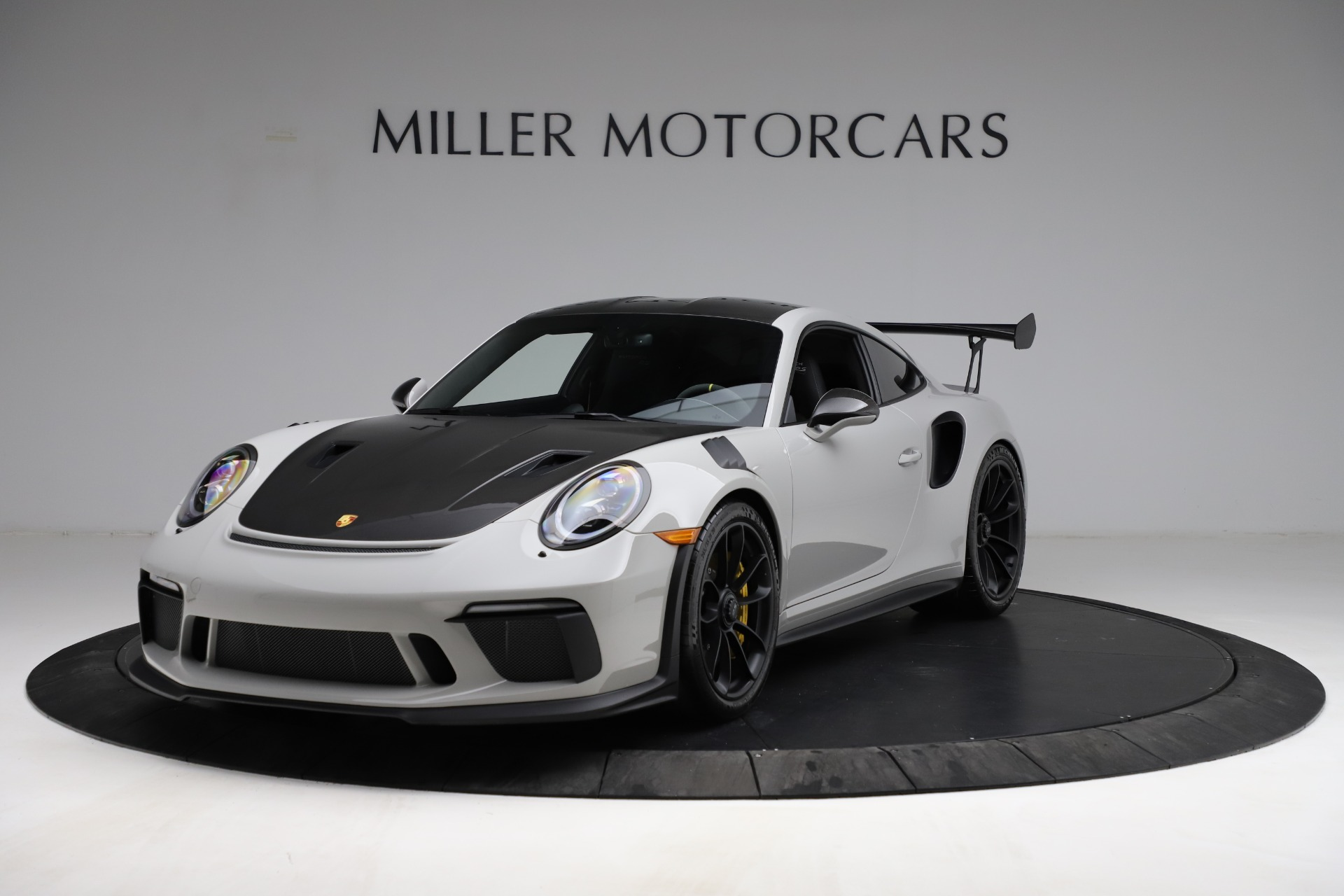Used 2019 Porsche 911 GT3 RS for sale $249,900 at Alfa Romeo of Greenwich in Greenwich CT 06830 1