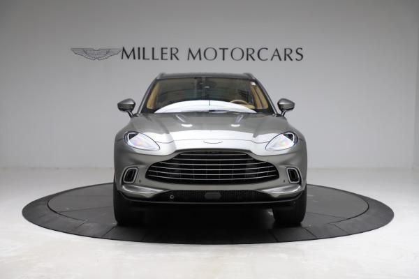 New 2021 Aston Martin DBX for sale $211,486 at Alfa Romeo of Greenwich in Greenwich CT 06830 11