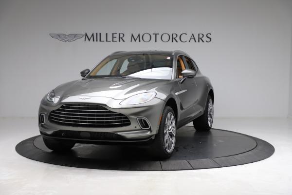 New 2021 Aston Martin DBX for sale $211,486 at Alfa Romeo of Greenwich in Greenwich CT 06830 12