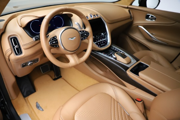 New 2021 Aston Martin DBX for sale $211,486 at Alfa Romeo of Greenwich in Greenwich CT 06830 13