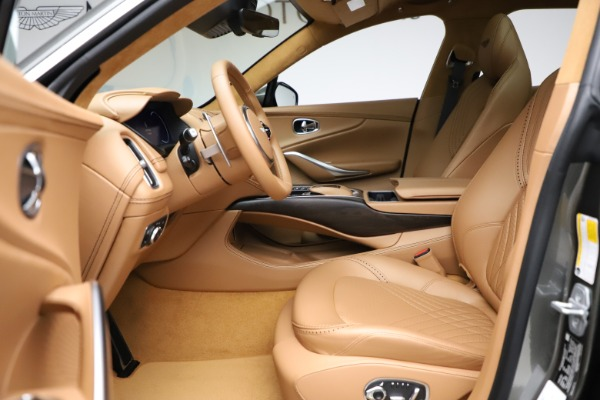 New 2021 Aston Martin DBX for sale $211,486 at Alfa Romeo of Greenwich in Greenwich CT 06830 14