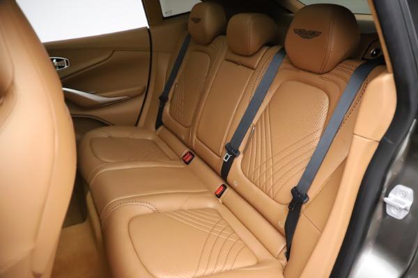 New 2021 Aston Martin DBX for sale $211,486 at Alfa Romeo of Greenwich in Greenwich CT 06830 20