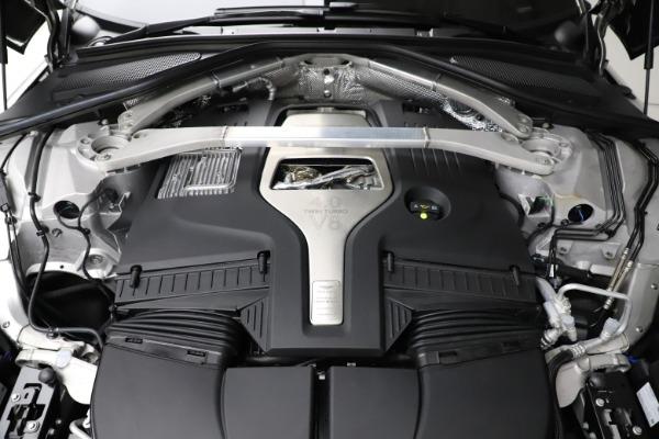 New 2021 Aston Martin DBX for sale $211,486 at Alfa Romeo of Greenwich in Greenwich CT 06830 26