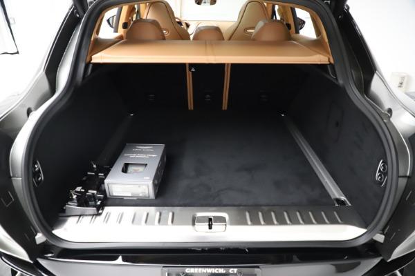 New 2021 Aston Martin DBX for sale $211,486 at Alfa Romeo of Greenwich in Greenwich CT 06830 27