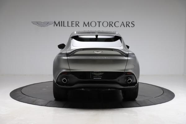 New 2021 Aston Martin DBX for sale $211,486 at Alfa Romeo of Greenwich in Greenwich CT 06830 5