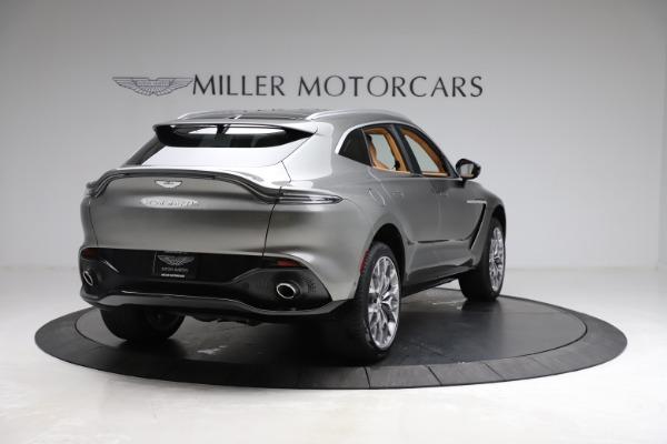 New 2021 Aston Martin DBX for sale $211,486 at Alfa Romeo of Greenwich in Greenwich CT 06830 6