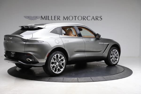 New 2021 Aston Martin DBX for sale $211,486 at Alfa Romeo of Greenwich in Greenwich CT 06830 7