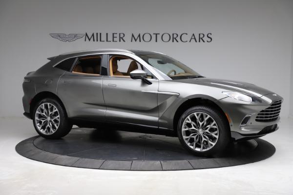 New 2021 Aston Martin DBX for sale $211,486 at Alfa Romeo of Greenwich in Greenwich CT 06830 9