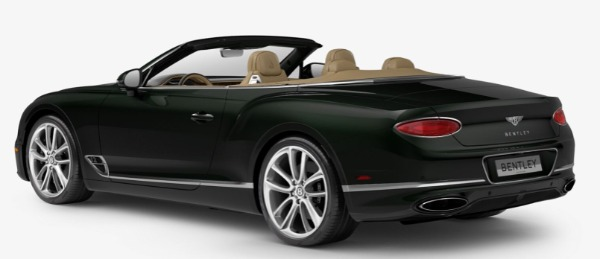 New 2021 Bentley Continental GT W12 for sale Call for price at Alfa Romeo of Greenwich in Greenwich CT 06830 3